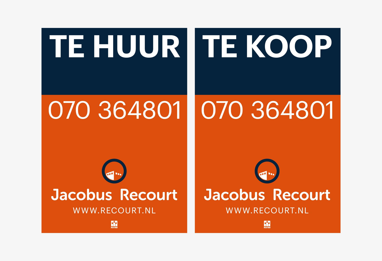 Jacobus Recourt, posters